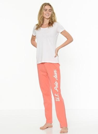U.S.Polo Assn. Pijama altı Kırmızı